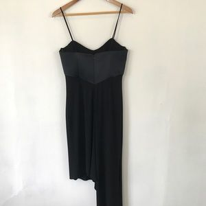 Black Cache Dress